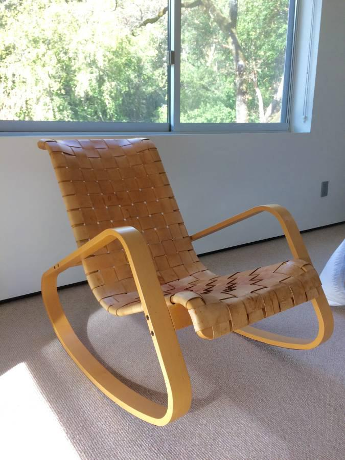 Design Within Reach Dondolo Rocking Chair   Image 3 Of 3