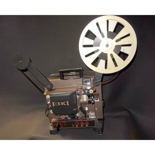 Circa Mid 20th Century 16mm Sound on Film Movie Projector for Decorative Display For Sale - Image 4 of 13
