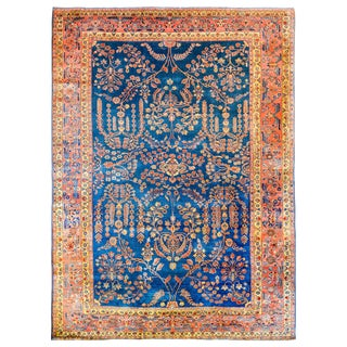 Outstanding Early 20th Century Sarouk Rug For Sale