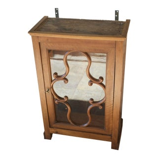 1930s Vintage French Cabinet For Sale