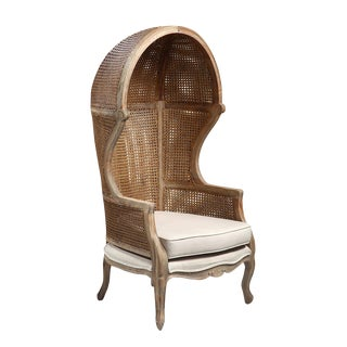 Speakeasy Cane Chair For Sale