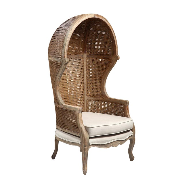 Speakeasy Cane Chair - Image 1 of 2