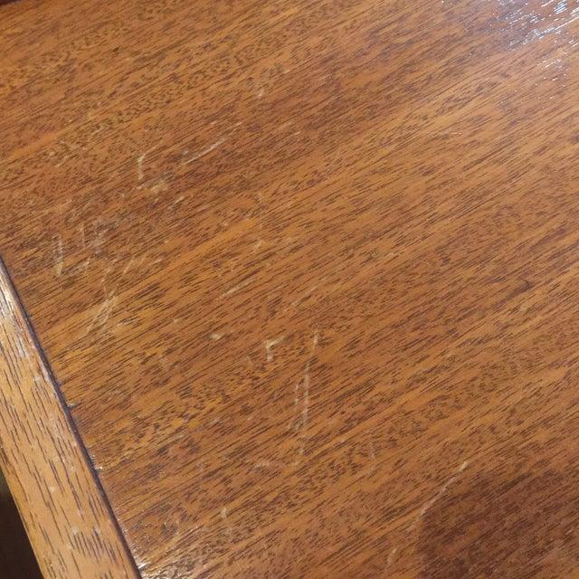 Wedge Table by John Keal for Brown Saltman - Image 9 of 9