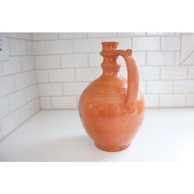 Mediterranean Jug Vase - Image 8 of 9