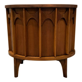 1960s Kent Coffey Perspecta Nightstand For Sale