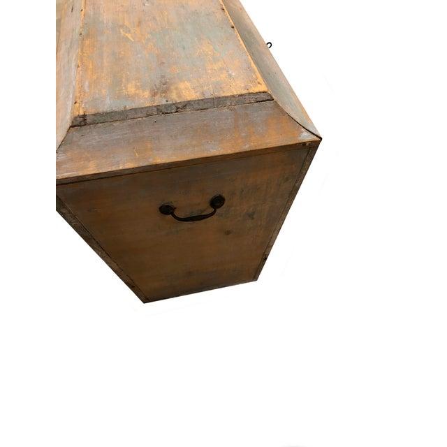 Antique Swedish Storage Box For Sale - Image 4 of 7