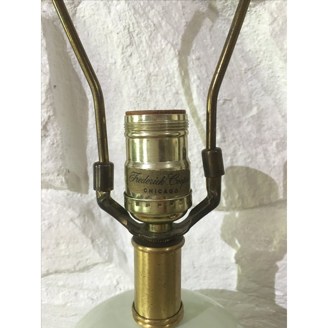 Frederick Cooper Vintage Frederick Cooper Ginger Jar Lamp For Sale - Image 4 of 5