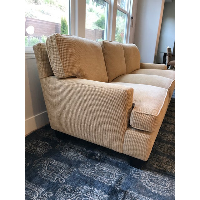 Contemporary Barbara Barry for Baker Furniture Sofa For Sale - Image 3 of 7
