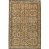 """Image of Vintage Turkish Sivas Carpet - Size: 6' 7"""" X 9' 11"""" For Sale"""