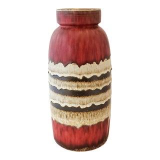 Scheurich Floor Vase 553/38 For Sale