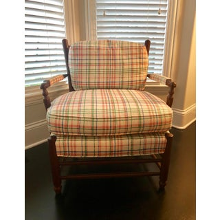 Late 20th Century Hickory Chair Furniture Co Accent Chair Preview