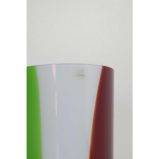 Murano Vase For Sale In Dallas - Image 6 of 6
