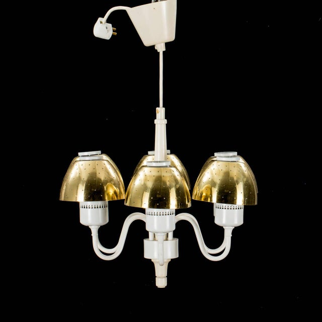 Mid-Century Modern Pendant by Hans Agne Jakobsson For Sale - Image 3 of 4