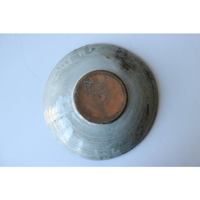 Graphic Studio Pottery Ceramic Charger - Image 4 of 4