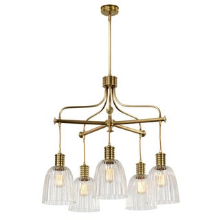 Douille 5-Light Chandelier Preview