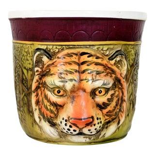 Tiger Planter For Sale