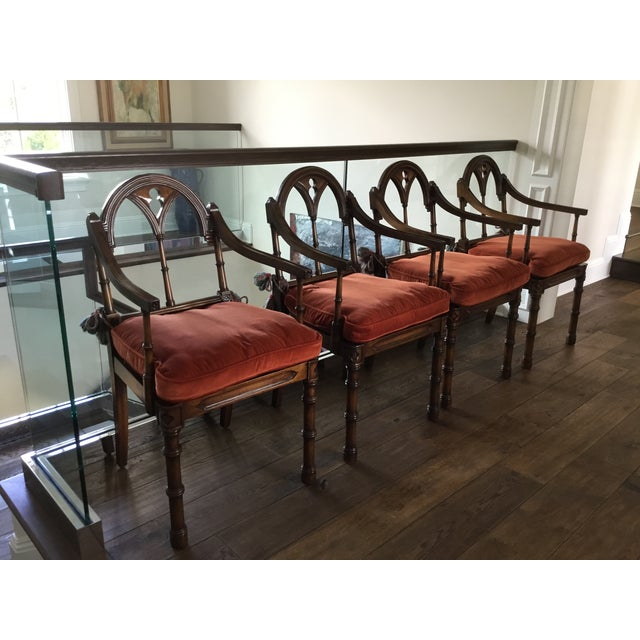 Romanesque/Gothic Style Chairs For Sale - Image 13 of 13