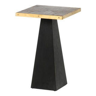 Contemporary Erdos + Ko Sonoma Side Table For Sale