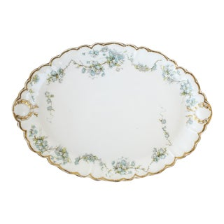Haviland Limoges Schleiger 248p Platter For Sale