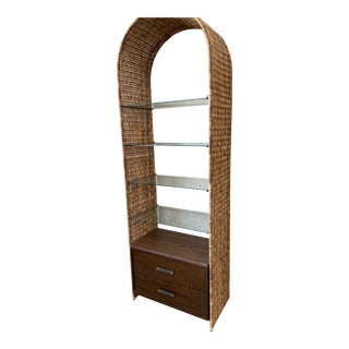 Danny Ho Fong Mid Century Etagere Circa 1970's For Sale
