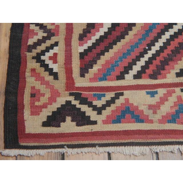Traditional Bakhtiari Kilim For Sale - Image 3 of 7
