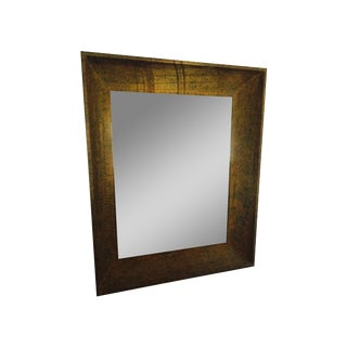 Extra Large Rustic Wall Mirror For Sale