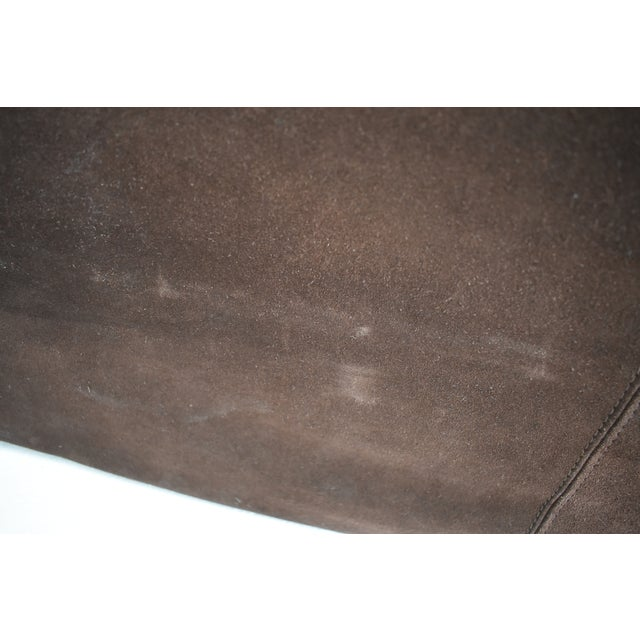 Maxine Snider Inc. Left Bank Settee For Sale In Chicago - Image 6 of 7