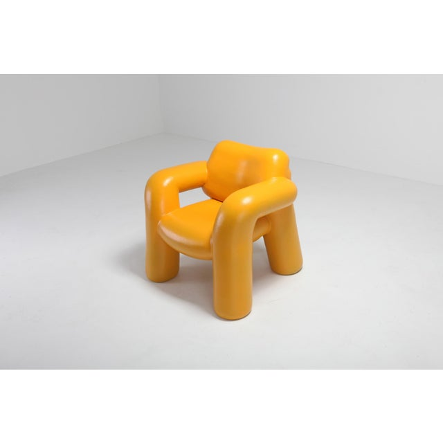 Blown-Up Chair by Schimmel & Schweikle For Sale - Image 4 of 11
