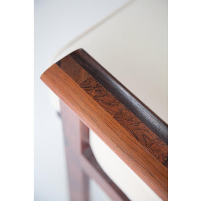 Wood 1970s Swedish Rosewood Sofa in the Style of Finn Juhl For Sale - Image 7 of 10