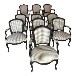 Late 18th Century Vintage Chairs- 11 Pieces For Sale