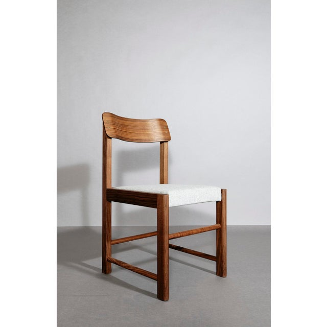 Not Yet Made - Made To Order Volk Furniture Sebastian Chair For Sale - Image 5 of 5