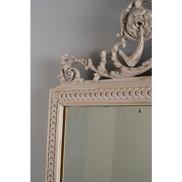 Late 19th Century 19th Century Directoire Mirrors - a Pair For Sale - Image 5 of 12