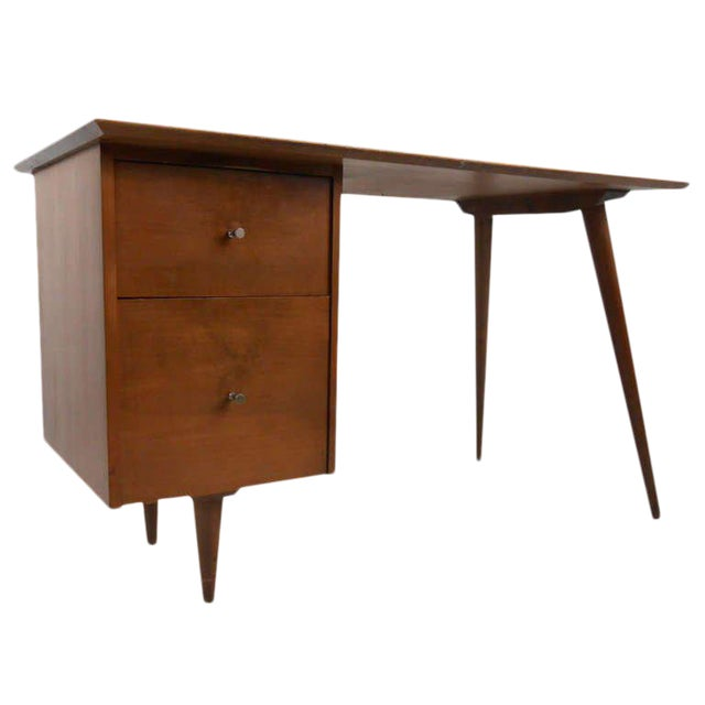 Mid-Century Modern Paul McCobb Desk - Image 1 of 7