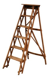 Image of Walnut Ladders and Stairs