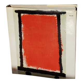 1960s Paul Klee a Taste of Our Time Book For Sale