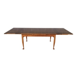 "L. Sickley Cherry Valley 106"" Extension Dining Table"