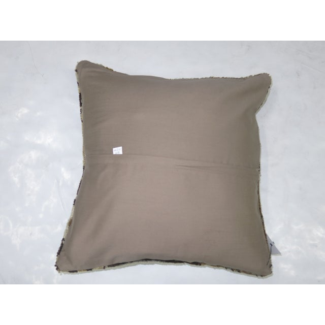 Turkish Earth Tone Pillow Sham - Image 3 of 3