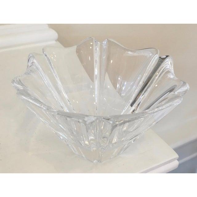 Orrefors Orion Crystal Bowl - Image 4 of 11