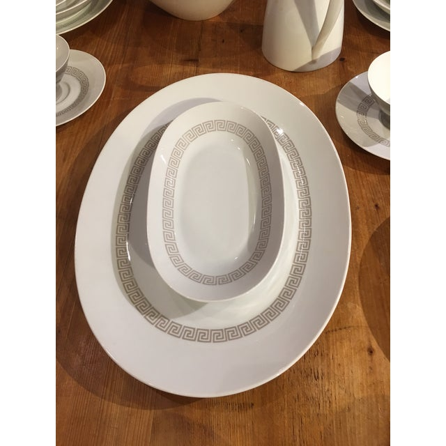 Rosenthal Greek Key Athenian China Set - 63 pieces For Sale - Image 10 of 12