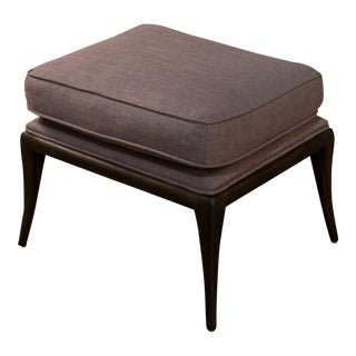 Sarried Ltd Florence Taupe Ottoman