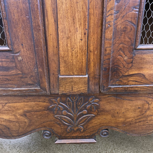 Early 19th. Century French Louis XV Wine Cabinet For Sale - Image 12 of 13