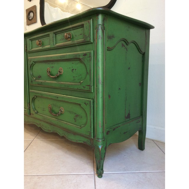 20th Century Provencal Style Credenza For Sale - Image 6 of 8