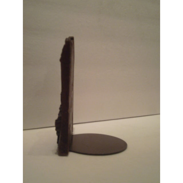1930's-40's Syroco Bookends - Image 4 of 8