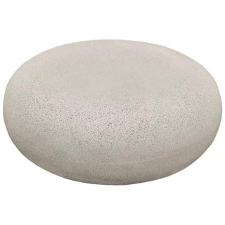 Cast Resin 'Pebble' Cocktail Table, Natural Stone Finish by Zachary A. Design For Sale