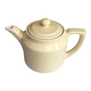 Mid-Century Coorsite Teapot For Sale