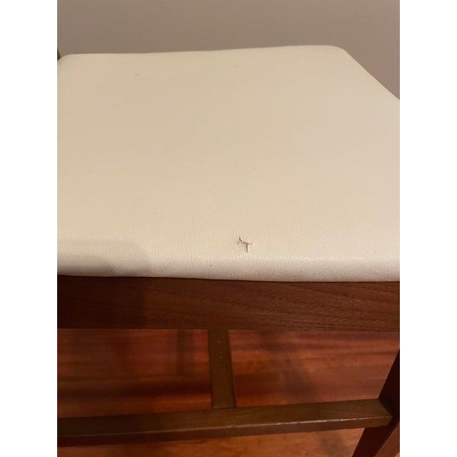 Mid 20th Century Mid Century Johnson Carper Walnut Desk Chair For Sale - Image 5 of 8