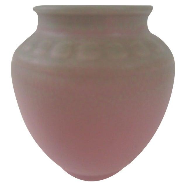 Rookwood Art Pottery Vase - Rose & Green 1935 - Image 1 of 7