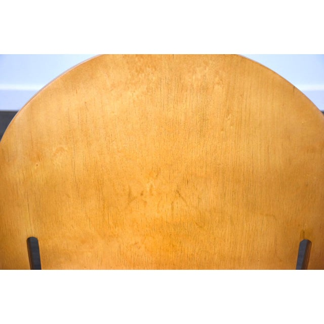 Wood Peter Danko Free Form Dining Chair For Sale - Image 7 of 10
