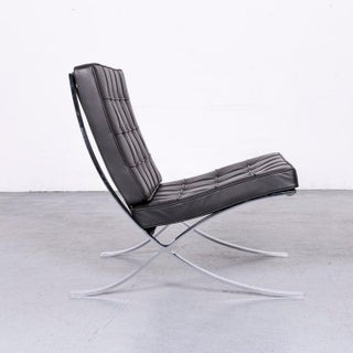 1990s Vintage Mies Van Der Rohe's Style Barcelona Chair Preview