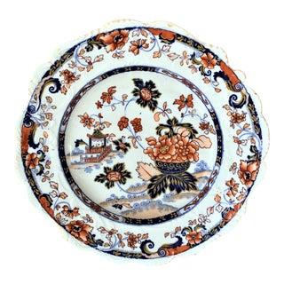 Antique Minton Imari Plate For Sale